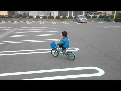 子供の自転車練習に効果的だった教え方