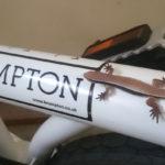 ブロンプトンに子どもを乗せて走りたい
