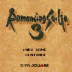 ロマサガ3とファイナルレター