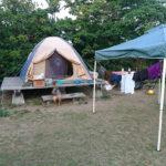素人が真夏のキャンプデビューした時に活躍した道具5選