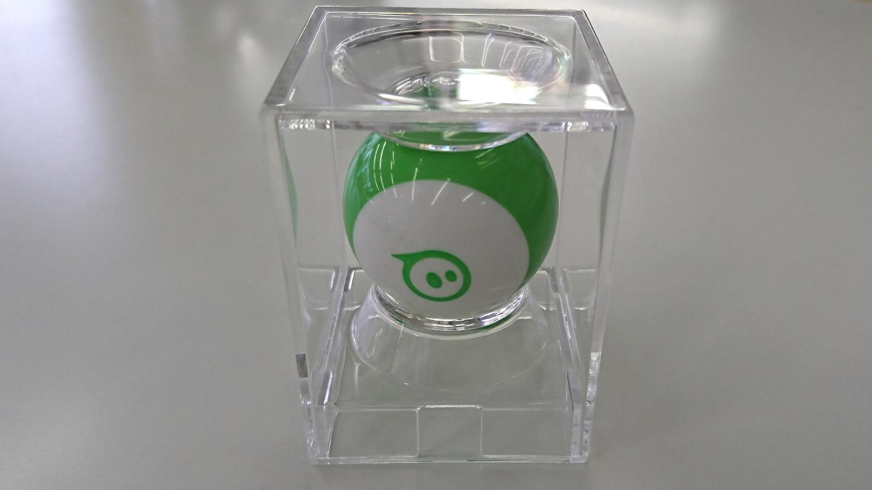 スフィロミニ[Sphero Mini]の使い方 その1