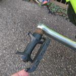 子供の自転車のペダル交換