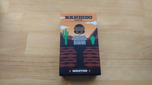 BANDIDOパッケージ