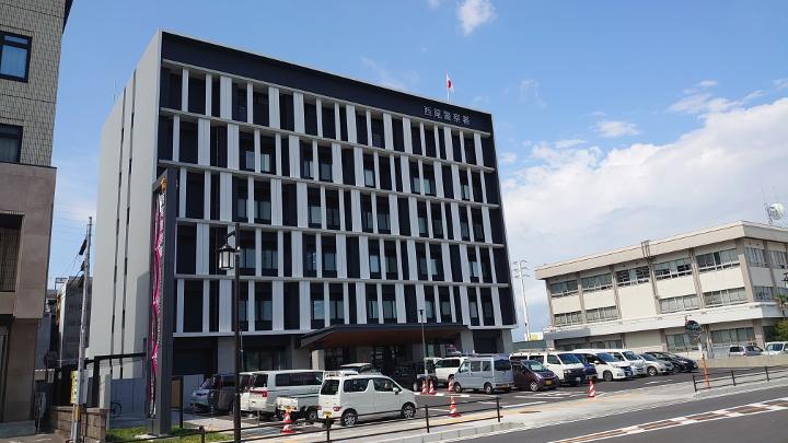 西尾警察署_新庁舎