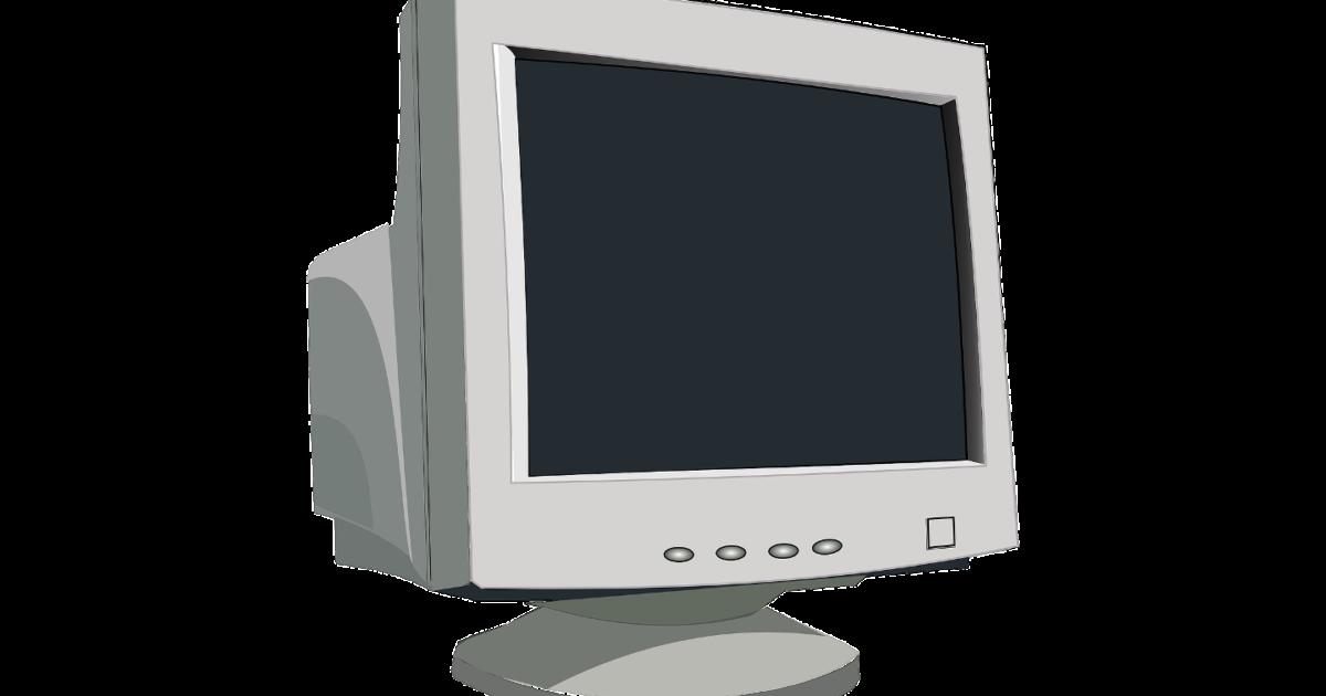 古いパソコンのイメージ